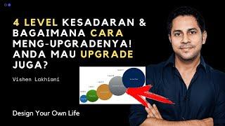 Vishen Lakhiani – 4 Level Kesadaran Manusia dan Cara Meng-upgradenya