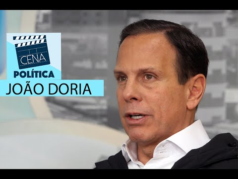 Cena Política recebe João Doria