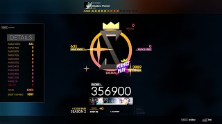 [DJMAX RESPECT V] Shadow Flower - ned 5B HD PERFECT PLAY 100.00%
