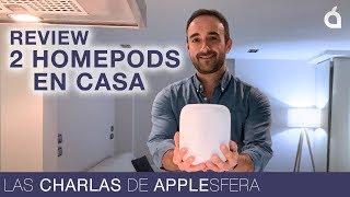 Análisis del HomePod: Siri y el mejor sonido ya están en casa | Las Charlas de Applesfera