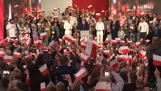 Polonia/alegeri: Duda, câştigător la limită, potrivit ultimului sondaj