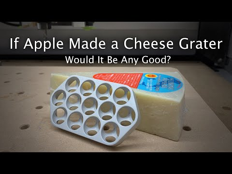 Guy leaks Mac Pro cheese-grating performance with disappointing results