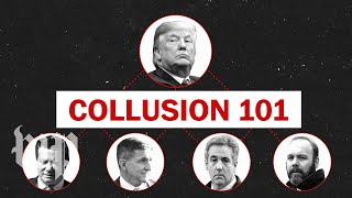 Opinion   No, collusion is not a crime. But conspiracy is.