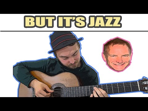 """""""Every Breath You Take"""" (The Police) BUT IT'S JAZZ"""