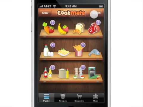 Cookmate Suggests Meals Based On What's In Your Pantry