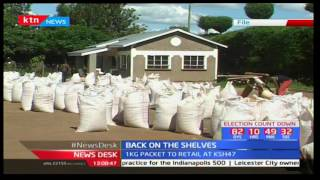 What does the Unga price subsidy mean to Kenyans and millers?