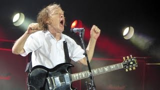 "AC/DC - SHOT DOWN IN FLAMES - Leipzig 01.06.2016 (""Rock Or Bust""-Worldtour 2016)"