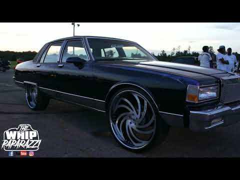"Pontiac Parisienne on 26"" Corleone Forged Wheels"