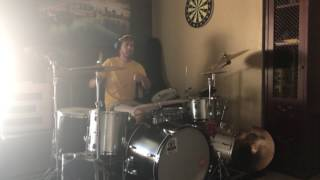 Settle down. Zwan drum cover