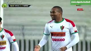 Ligue des Champions CAF : MCAlger – Buffles du Borgou FC ( Bénin) (5-1)