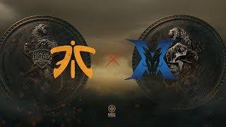 FNC vs. KZ | Group Stage Day 5 | Mid-Season Invitational | Fnatic vs. KING-ZONE DragonX (2018)