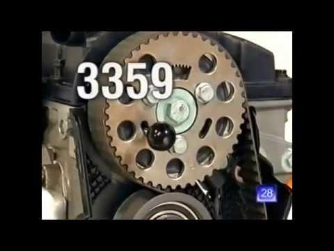 Фото к видео: Замена ремня ГРМ VW T5 1.9 TDI AXB