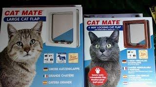 Cat Mate Cat door review