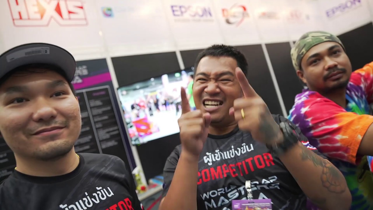 Check out the highlights from day 3 and the finals of the Wrap Masters Asia 2019 in Bangkok, Thailand with Wrap Masters judge, Ole 'Sunshine' Solskin Ravn, Anna Hurbanic from Car Wrapper 3D and the winner Rendra Angga Agung. Sponsors included Car Wrapper 3D, Hexis, Epson, Decken and Hybrid. The winner of the competition will compete in the the World Wrap Masters Final 2019 in Munich Germany.