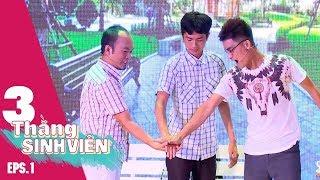LIVESHOW 2018 | 3 Thằng Sinh Viên Phần 1- Long Đẹp Trai, Huỳnh Phương, Mạc Văn Khoa, Ngọc Minh Trang