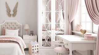 THE GIRLS  ROOM / Dreamy Little Girls Bedrooms / Princess Room Designs !!