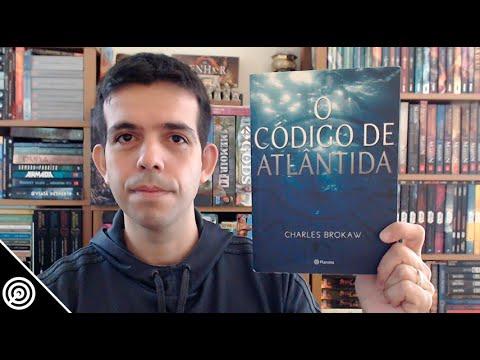 Resenha - O CÓDIGO DE ATLÂNTIDA - Leitura #249