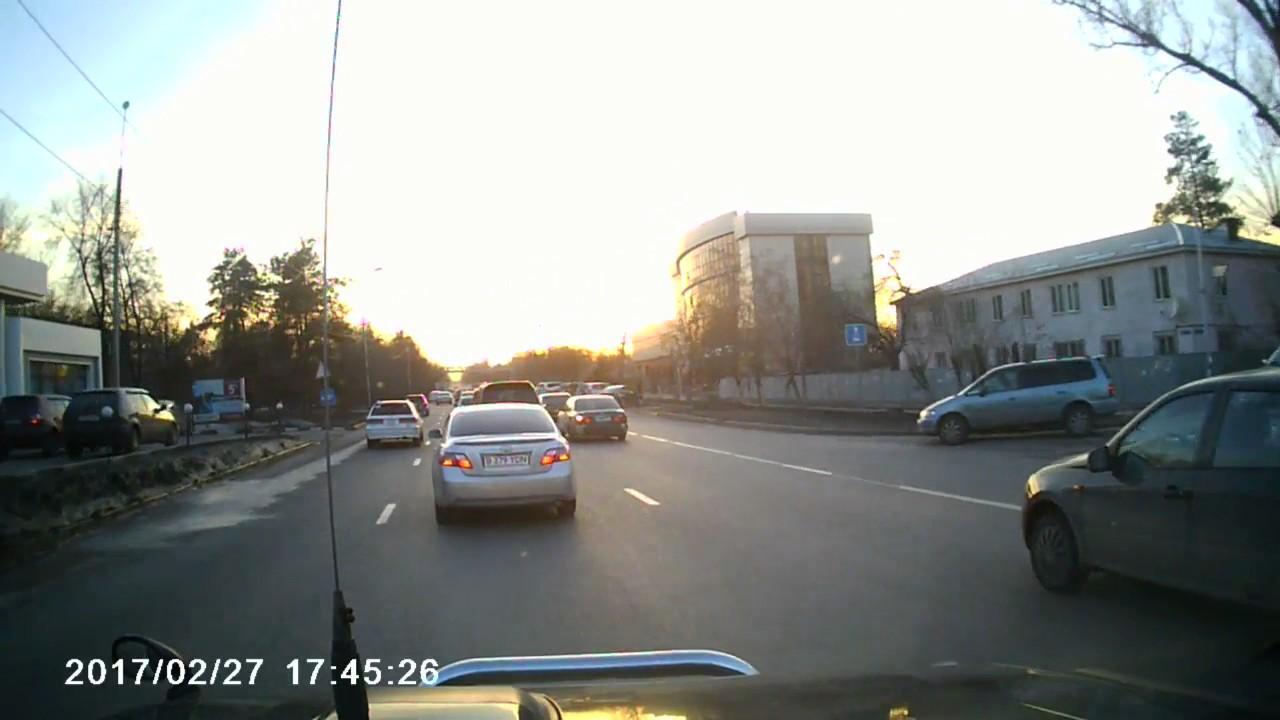 Вооруженные разборки из Алматы