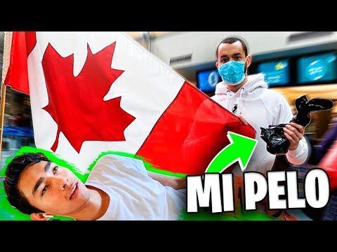 VIAJO A CANADÁ A DAR MI PELO A FERNANFLOO - TheGrefg HD Mp4 3GP Video and MP3