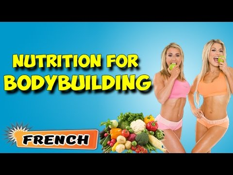 Prise en charge nutritionnelle pour la musculation | Nutritional Management of BodyBuilding