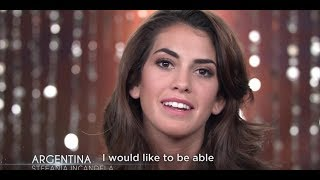 Stefania Incandela Miss Universe Argentina 2017 Introduction Video