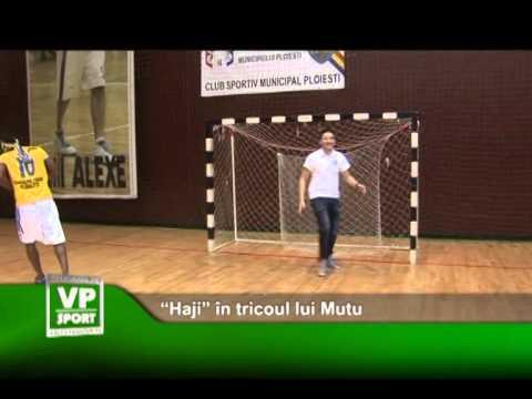 """""""Haji"""" in tricoul lui Mutu"""