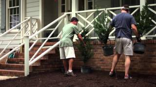 Episode 2:  Redesigning And Landscaping A Front-yard Focal Point
