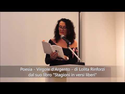 """""""Fili d'argento"""" poesia tratta Stagioni in versi liberi"""