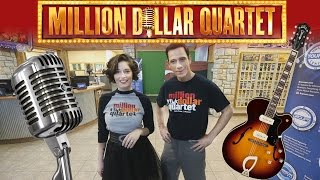 Million Dollar Quartet - Webcam Show Video