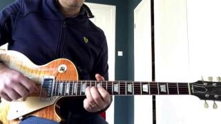 Nasty Dogs and Funky Kings - ZZ Top - Guitar Cover