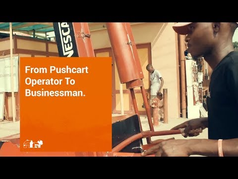 THIS IS OUR JOURNEY: From Pushcart Operator To Businessman