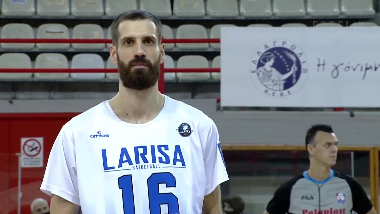 Basket League 2020-2021 | Λάρισα vs Μεσολόγγι | 27/12/2020 | ΕΡΤ