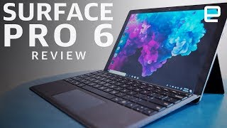 Microsoft Surface Pro 6 Review: Still the best tablet PC