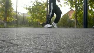 HOW TO moonwalk, slide glide, circle glide