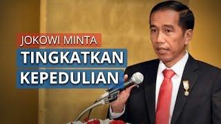 Jokowi: Perlu Kepedulian dan Kerjasama Semua Pihak untuk Lewati Pandemi Virus Corona
