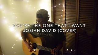 "Grease - ""You're The One That I Want"" - (Josiah David Cover)"