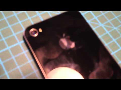 Verkaufe iphone 4 mit 32 GB- Guter gebrauchter Zustand