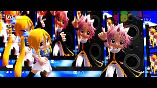 (MMD) Fairy Tail- CLick CRackモーション {Test Model DL}