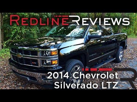 2014 Chevrolet Silverado LTZ – Redline: Review