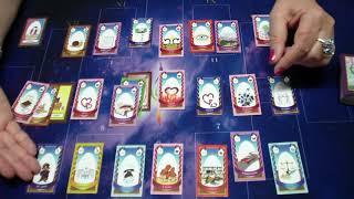 Exemple tirage : 21 cartes