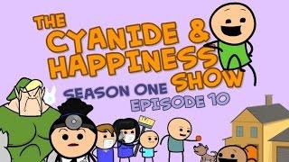 Episode Schmepisode - S1E10 - Cyanide & Happiness Show - INTERNATIONAL RELEASE