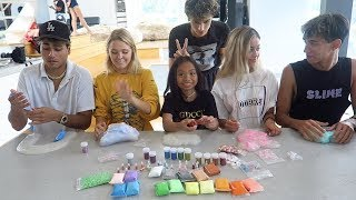 SLIME COMPETITION