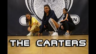 APES T- THE CARTERS | Choreography Moritz Beer |