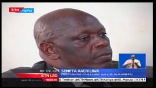 Seneta mteule Paul Njoroge afunguliwa mashtaka ya kuzua rabsha huko Naivasha alipofyatulia risasi