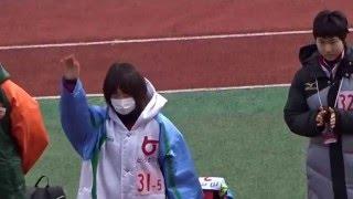 第34回女子全国都道府県対抗駅伝 第5区選手紹介