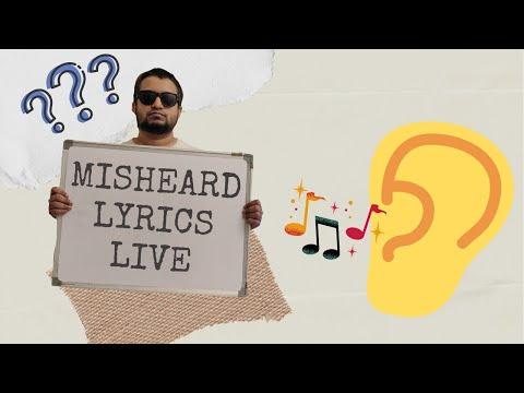 Misheard Lyrics Live