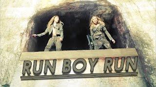 The 100 - run boy run (Spoilers 2x08)