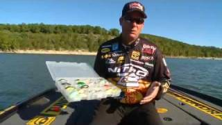 Table Rock Largemouth Bass With Kevin VanDam - Pro Team Journal By Strike King