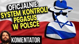 Poseł PIS OFICJALNIE Przyznał – System Totalnej Kontroli Działa w Polsce Analiza Komentator Pegasus