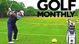 Lee Westwood Golf Coaching Clinic